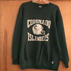 Coronado Islanders pullover sweatshirt